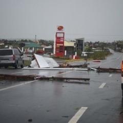 Філіппіни накрив потужний тайфун