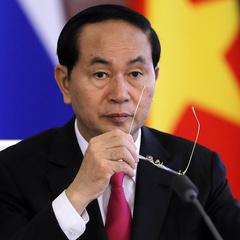 У В'єтнамі помер президент