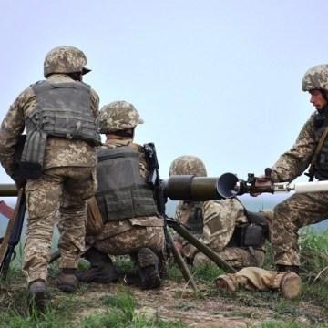 ООС: 28 обстрілів за добу, на Приазов'ї бойовики гатять із мінометів