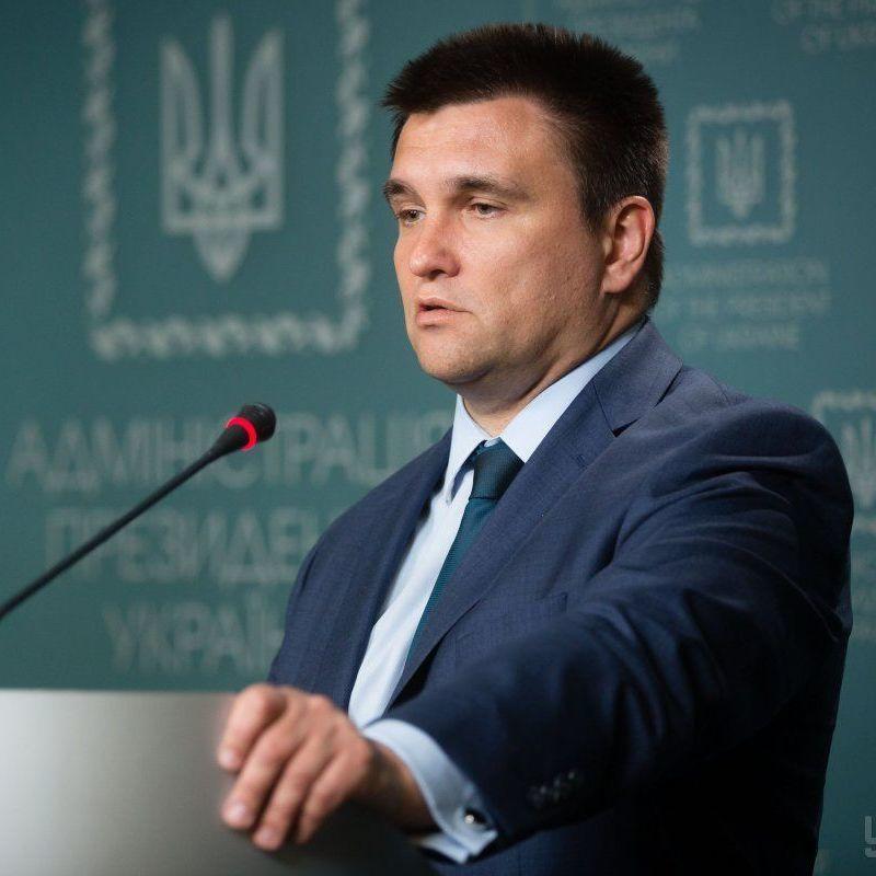 Клімкін озвучив три компоненти проекту резолюції ООН про миротворців на Донбасі