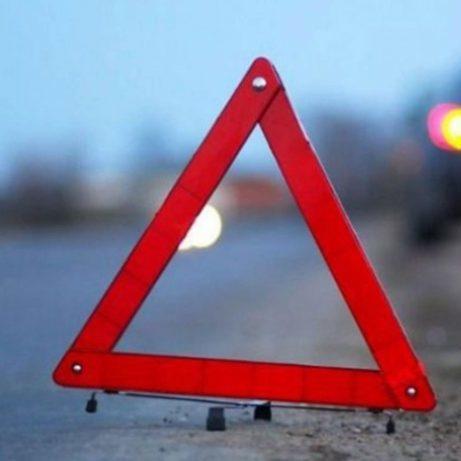 На трасі Київ-Чоп сталася ДТП за участі трьох автівок: є постраждалі