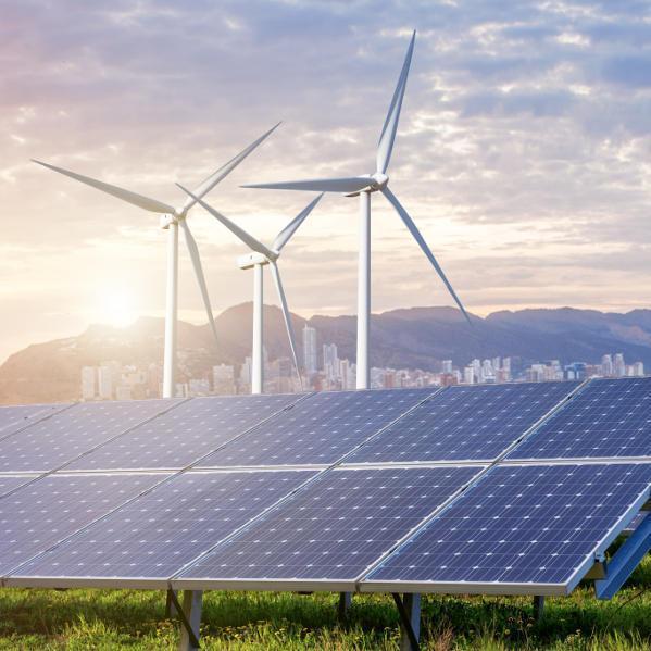 У Чорнобилі збудують дві сонячні та одну вітрову електростанції