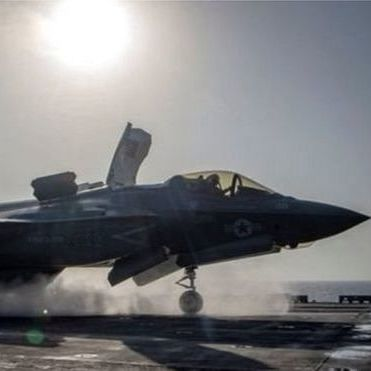 Вперше в історії США розбився супервинищувач F-35