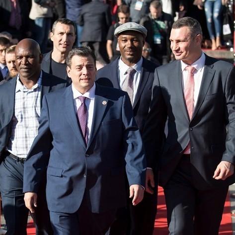 У Києві розпочалася церемонія відкриття 56-го конгресу Всесвітньої боксерської ради (WBC)