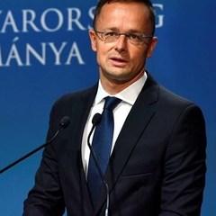Глава МЗС Угорщини пообіцяв поскаржитися США на Україну