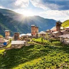 У Грузії найбільше туристів - з України
