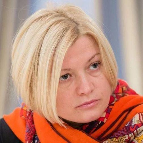 Геращенко отримала листи від Сенцова і Сущенка