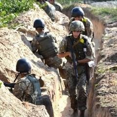 Доба в ООС: окупанти вели обстріли з артилерії та мінометів, поранені двоє бійців