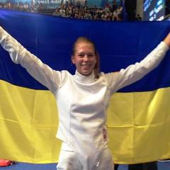 Українська шпажистка виборола золоту медаль на Олімпійських Іграх