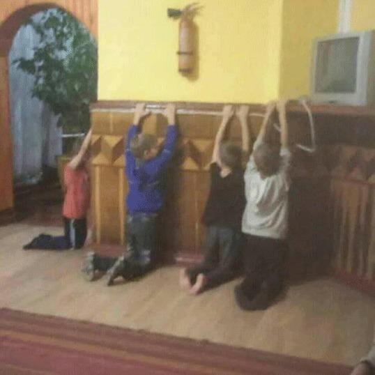 У санаторії дітей били ногами і ставили на коліна – омбудсмен