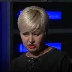 Лариса Ніцой покинула прямий ефір, бо ведуча відмовилась переходити на українську мову (відео)