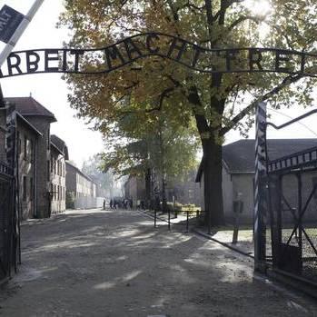 У Польщі турист вирізав своє ім'я на стіні Освенцима