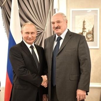 Лукашенко - Путіну: Могильов більше російський, ніж білоруський