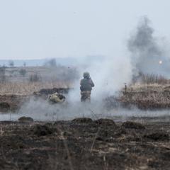 ООС: ворог 4 рази застосовував озброєння, заборонене Мінськими домовленостями.