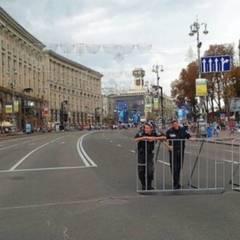 День захисника: список вулиць Києва, які сьогодні перекриють
