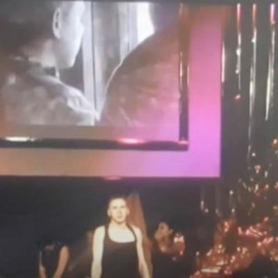 Конотоп: українських військових привітали відеороликом російської співачки з ватажками бойовиків