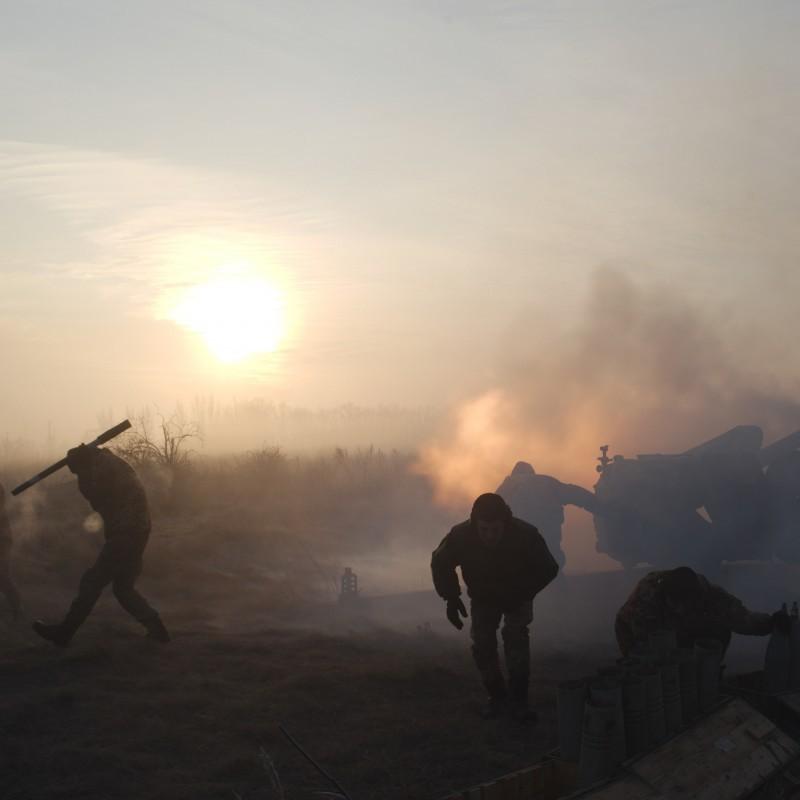 Російсько-окупаційні війська 16 разів відкривали вогонь по позиціях операції Об'єднаних сил