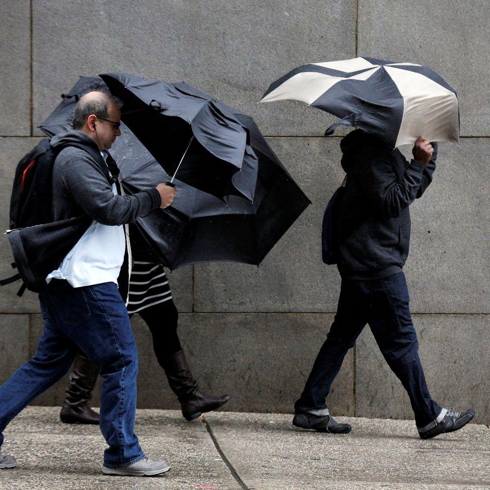 На Дніпропетровщині оголосили штормове попередження