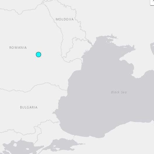 У Румунії стався землетрус, відгомін дійшов до Одеської області