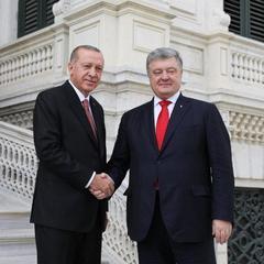 Ердоган: Туреччина ніколи не визнаватиме незаконної анексії Криму (фото)