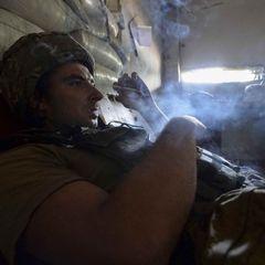 ООС: на Донбасі поранено двох українських військових
