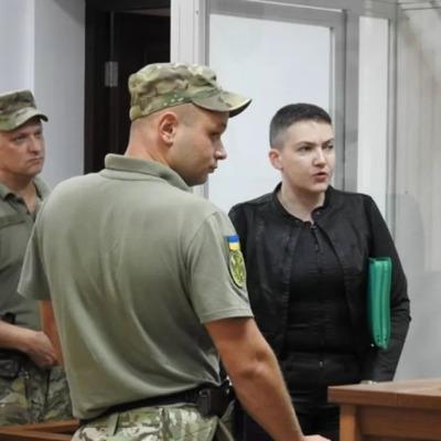 Савченко йде в президенти
