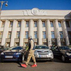 Рада знизила акцизи на розмитнення автомобілів