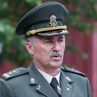 Президент звільнив першого заступника командувача Нацгвардії