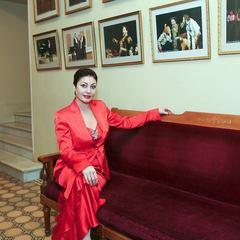 Померла відома українська актриса Юлія Волчкова