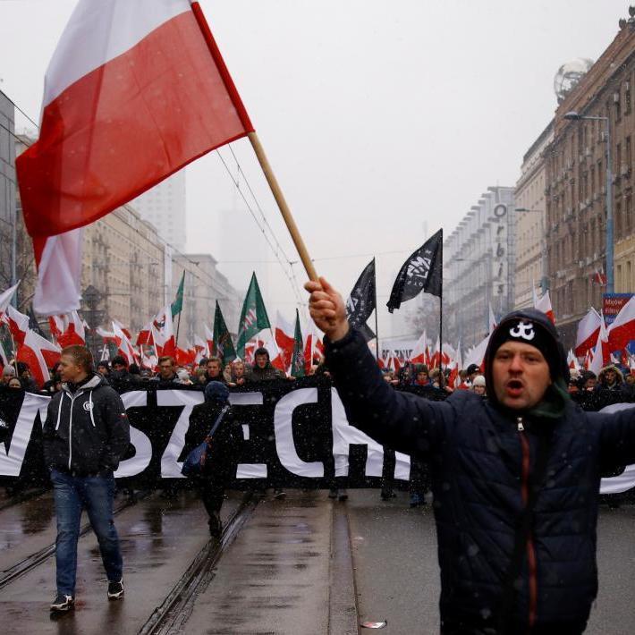 Сьогодні Польща святкує 100-річчя відновлення незалежності