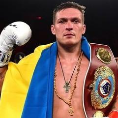 Усик посів третє місце у рейтингу найсильніших боксерів світу