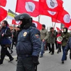 У Варшаві мітингувальники вимагали поділити Україну між Росією, Польщею, Румунією та Угорщиною
