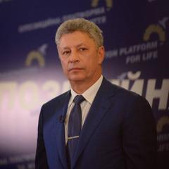 Юрій Бойко підтвердив, що кандидатом від опозиції може стати Вадим Рабінович