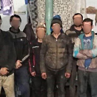 На Одещині в рабстві утримували сто людей