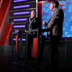 Політики поскандалили у прямому ефірі через «фашизм» в Україні (відео)