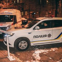 В центрі Києва стався вибух: є постраждалі (фото)