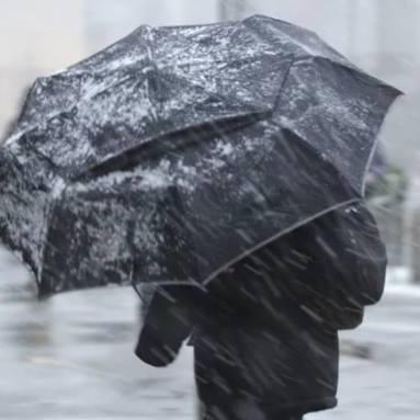 Дощі із мокрим снігом: синоптики попереджають українців про погіршення погоди
