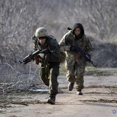 Бойовики обстріляли сили ООС під Гнутовим і Красногорівкою