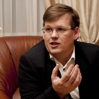 Віце-прем'єр Розенко одружується із журналісткою