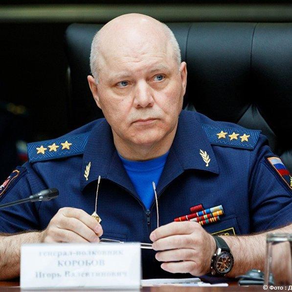 В Росії помер начальник ГРУ
