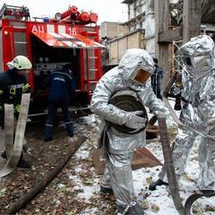 КМДА: Рятувальники відпрацювали план цивільного захисту міста