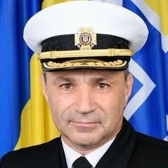Командувач ВМС України прокоментував ситуацію у Керченській протоці