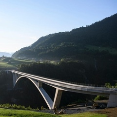 Найвищий міст Швейцарії отримав найвищу нагороду
