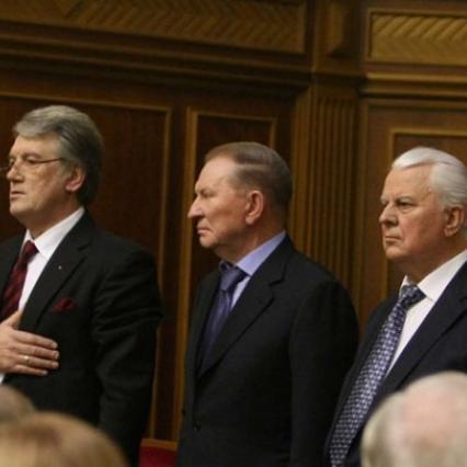 Кравчук, Кучма і Ющенко висловилися щодо воєнного стану