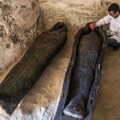 В Єгипті знайшли мумії, яким 3 тис. років (фото)
