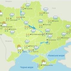 Сніг, мороз та ожеледиця: перший день зими в Україні