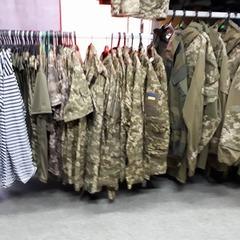 У Вінницькій області цивільним заборонили носити військову форму