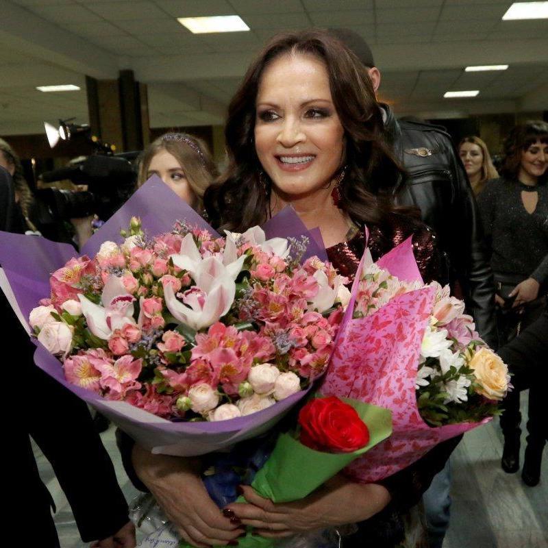 Ротару скасувала виступати в Росії через воєнний стан в Україні - ЗМІ