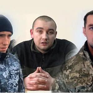 В РФ розповіли про стан полонених українських моряків
