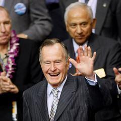Стало відомо, де поховають Джорджа Буша-старшого